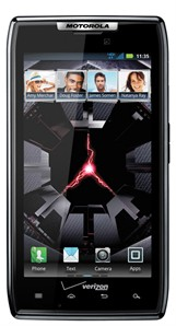 Motorola Droid Razr announced